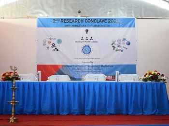 Research Conclave 2021